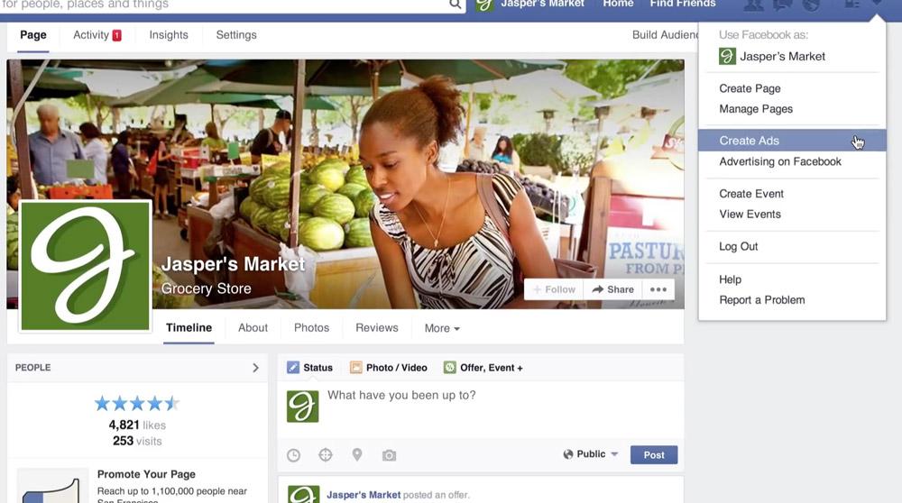 ساخت تبلیغات ویدیویی برای اینستاگرام و فیس بوک - آموزش ساخت تبلیغات ویدیویی برای اینستاگرام و فیس بوک