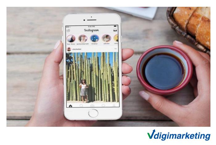 انتخاب جامعه هدف در تبلیغات اسپانسر اینستاگرام