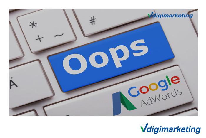 ۸ اشتباه رایج در تبلیغات گوگل