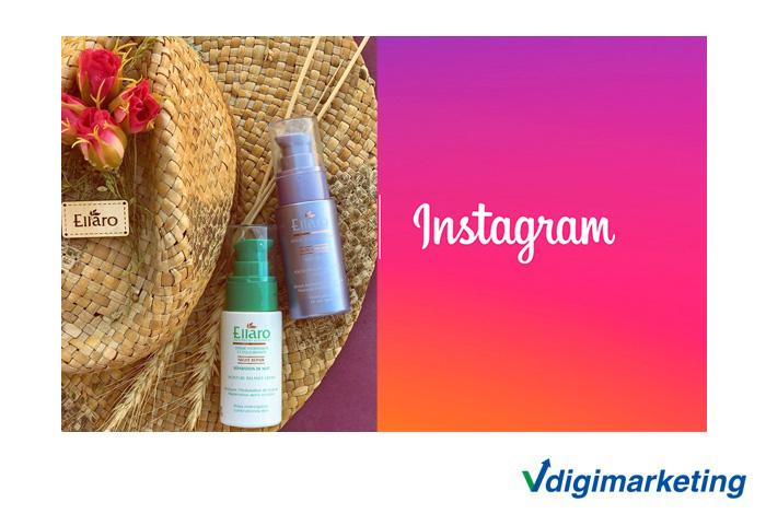 گزارش کمپین تبلیغات در اینستاگرام برند آرایشی بهداشتی الارو