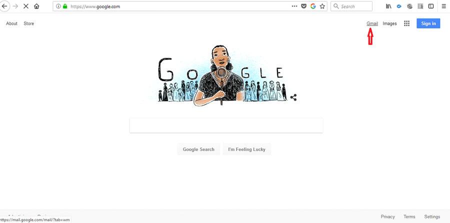 وارد سایت گوگل شوید