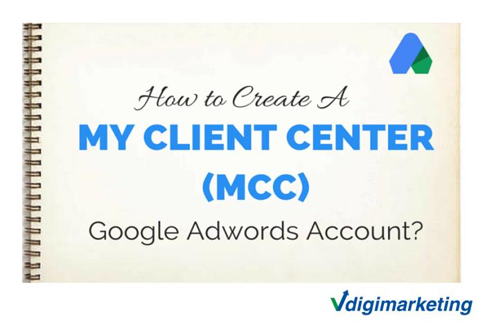 ساخت اکانت مدیریتی MCC در پنل جدید گوگل ادوردز