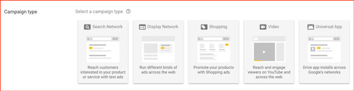 رئیس بخش تبلیغات گوگل حساب ادوردز خود را معرفی کرده و یک فعالیت جدید براساس اهداف خود ایجاد کنید