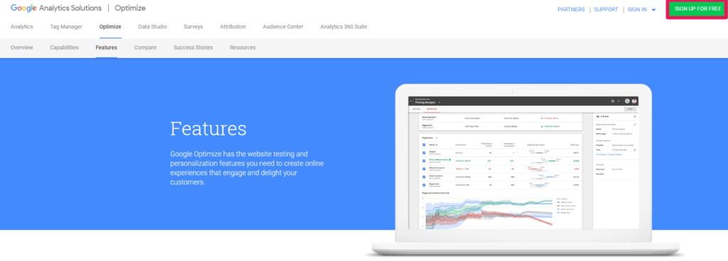 چگونه میتوان Google Optimize را به حساب کاربری تبلیغات گوگل لینک داد؟