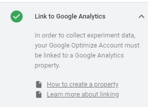 اتصال به گوگل Analytics