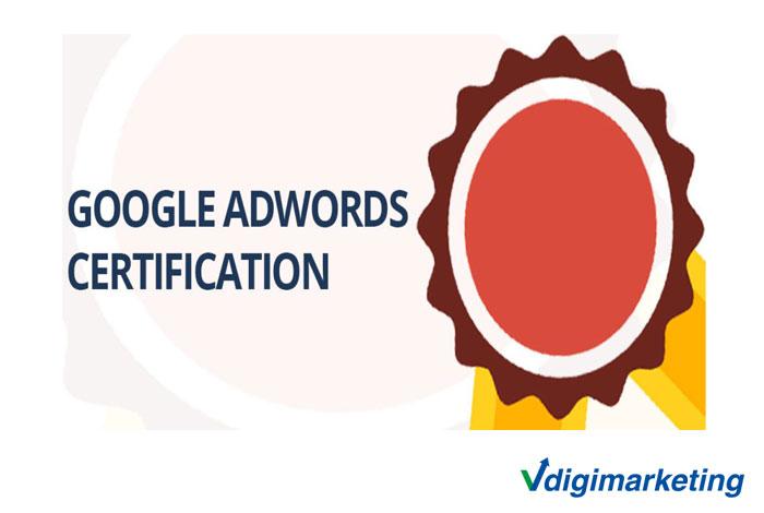 گواهی نامه تبلیغات در گوگل ادوردز