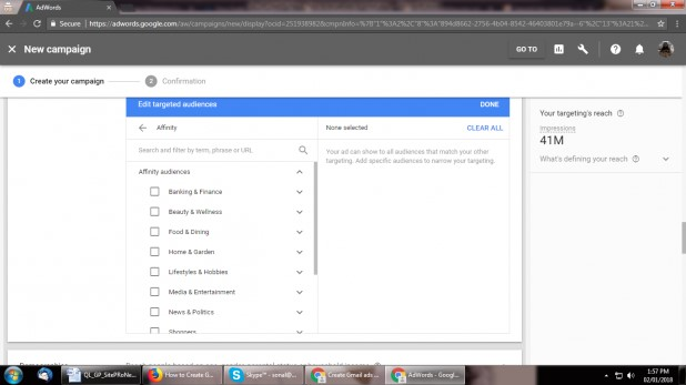 در تبلیغات گوگل ادوردز ممکن است از دادههای مخاطبان برای بهبود بخشیدن و هدف قرار دادن کمپین استفاده کنیم.