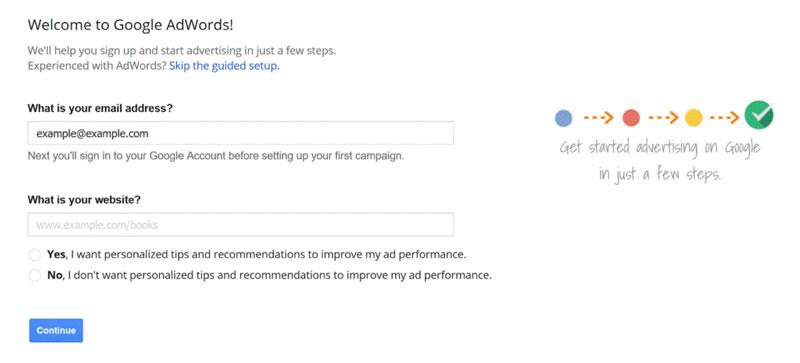 استفاده از Google Keyword Planner