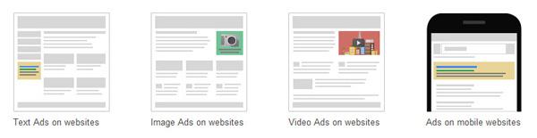 فرمتهای تبلیغاتی